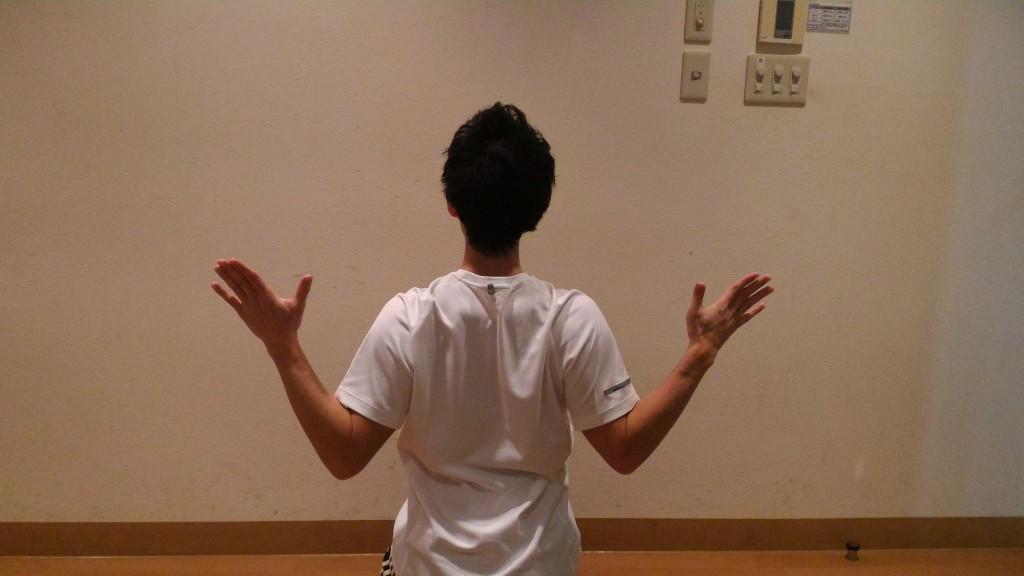 背中 肩甲骨